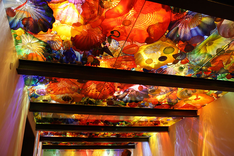 Project: Chihuly <br /> Architect: Owen Richards Architects<br /> GC: Schuchart Construction<br /> Location: Seattle, WA<br />