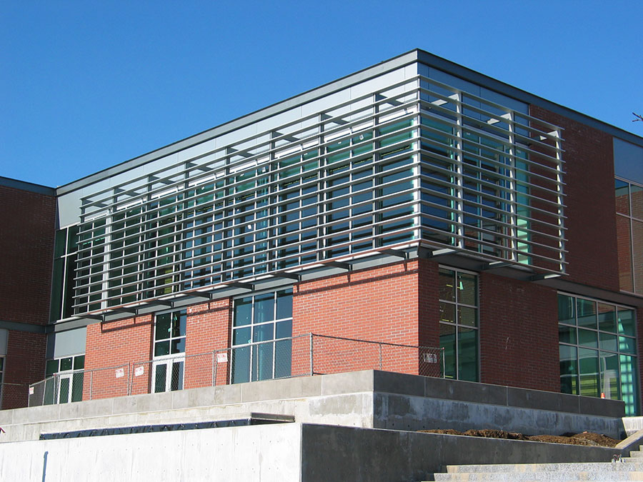 Project: Clark College<br /> Architect: Opsis Architecture<br /> GC: Brockamp &amp; Jaeger Construction<br /> Location: Vancouver, WA<br />