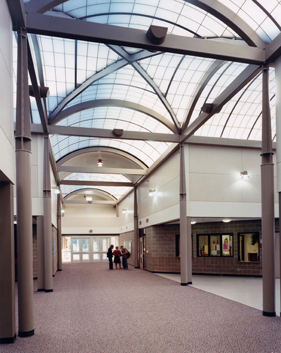 Project: Ft Vancouver High School<br /> Architect: Lien Stanek Wilson<br /> GC: Robinson Construction<br /> Location: Vancouver, WA<br />