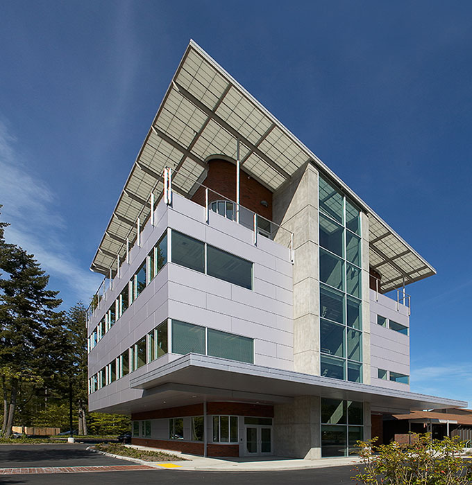 Project: Heritage Court<br /> Architect: MSGS Architects<br /> GC: WPC (Wade Perrow)<br /> Location: Olympia, WA<br />