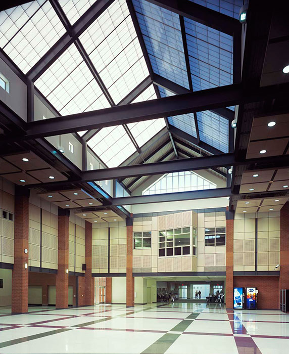 Project: HERITAGE High School <br /> Architect: LSW Architects<br /> GC: Todd Construction<br /> Location: Vancouver, WA<br />