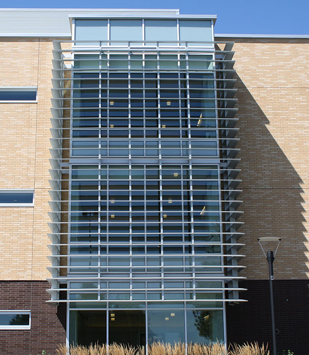 Project: Chemeketa Comm College Yamhill <br /> Architect: Yost Grube Hall Architects<br /> GC: LCG Pence Construction<br /> Location: McMinnville, OR<br />