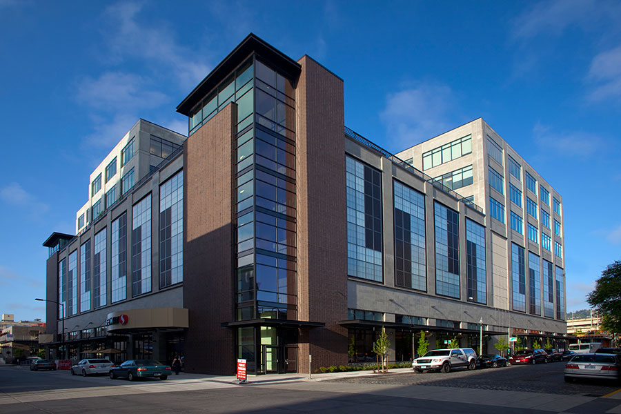 Project: Lovejoy Block One<br /> Architect: LRS Architects<br /> GC: Andersen Construction Co<br /> Location: Portland, OR<br />