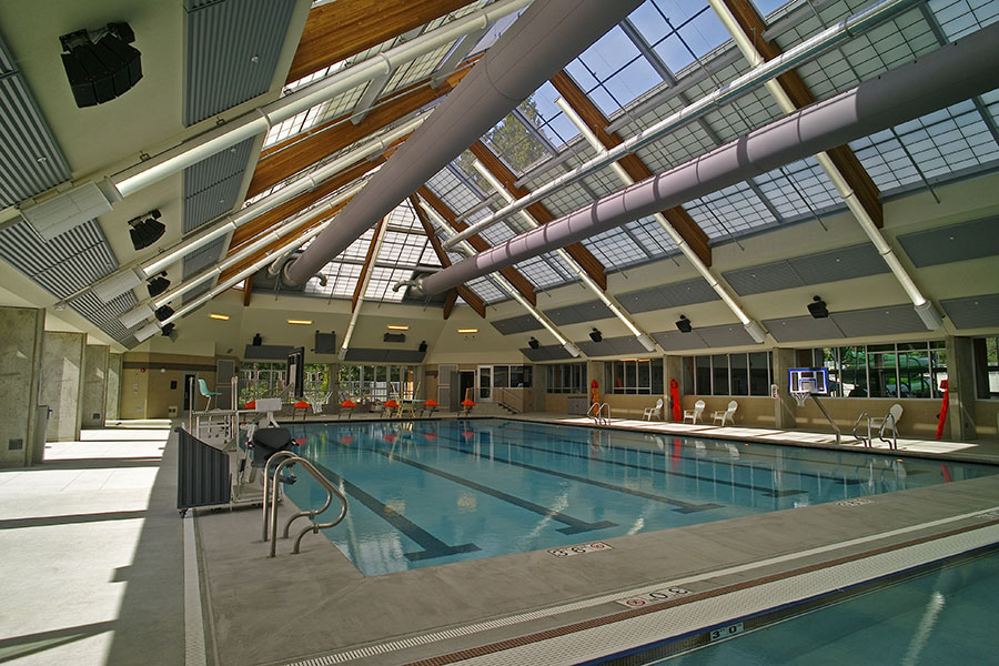 Project: Lynnwood Rec Ctr <br /> Architect: Northwest Architectural Company (NAC)<br /> GC: Mortenson Company<br /> Location: Lynnwood, WA<br />