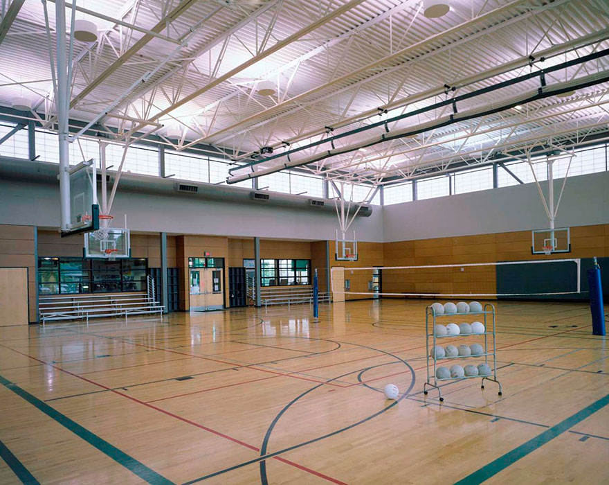 Project: SW Community Center Gym<br /> Architect: BOORA Architecture<br /> GC: Nielsen Dillingham<br /> Location: Portland, OR<br />