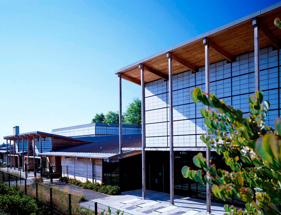 Project: SW Community Center <br /> Architect: BOORA Architecture<br /> GC: Nielsen Dillingham<br /> Location: Portland, OR<br />