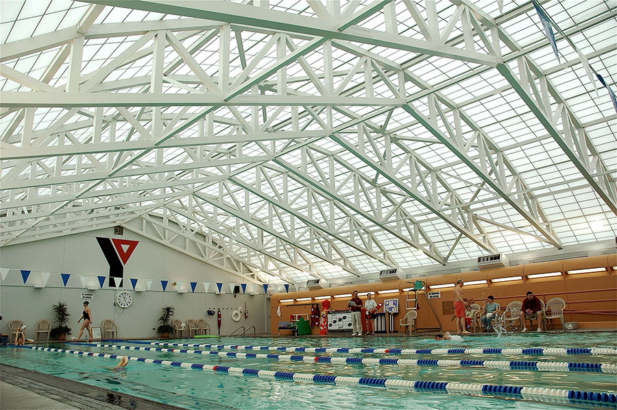 Project: YMCA <br /> Architect: BOORA Architects<br /> GC: Cooper Construction<br /> Location: Portland, OR<br />