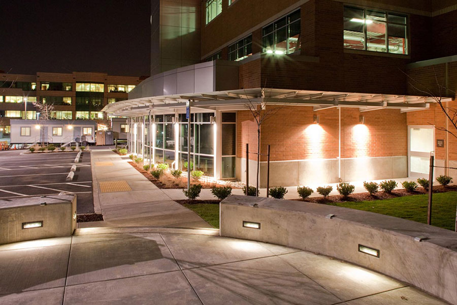 Project: Providence Radiation and Oncology<br /> Architect: JR Jurgens<br /> GC: Howard S Wright<br /> Location: Clackamas, OR<br />