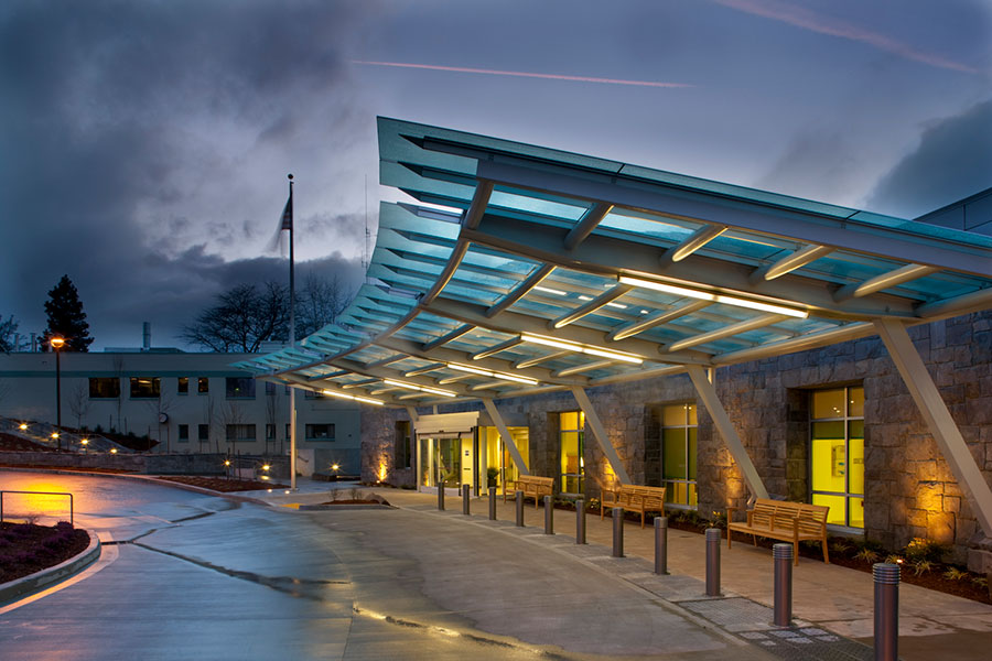 Project: Providence Hood River<br /> Architect: Clark/Kjos Architects<br /> GC: Andersen Construction<br /> Location: Hood River, OR<br />
