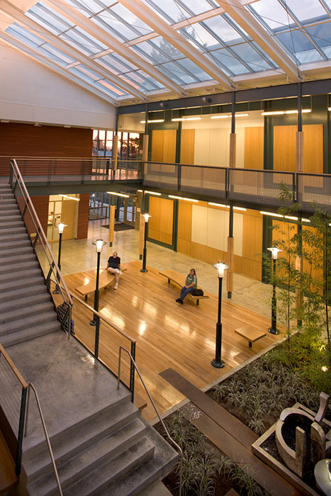 Project: Portland Community College Sylvania Campus<br /> Architect: Opsis Architecture<br /> GC: Emerick Construction<br /> Location: Portland, OR<br />