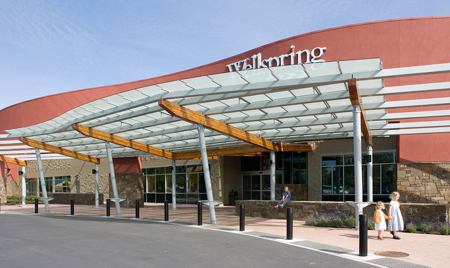 Project: Wellspring Medical Center<br /> Architect: Clark/Kjos Architects<br /> GC: Triplett Wellman Construction<br /> Location: Woodburn, OR<br />