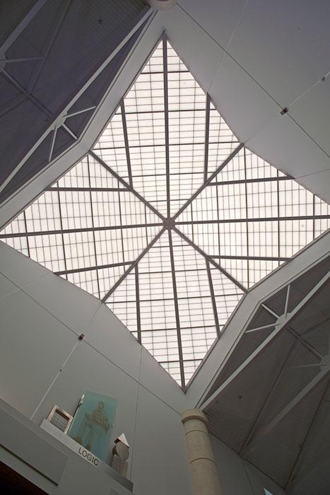 Kalwall Translucent Panel System Skylights Deamor