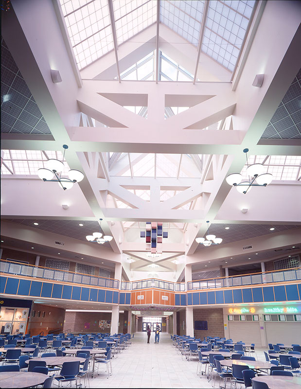 Project: Skyview High School<br /> Architect: LSW Architects<br /> GC: Robinson Construction<br /> Location: Vancouver, WA<br />