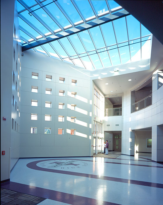 Project: Heritage High School<br /> Architect: LSW Architects<br /> GC: Todd Construction<br /> Location: Vancouver, WA<br />