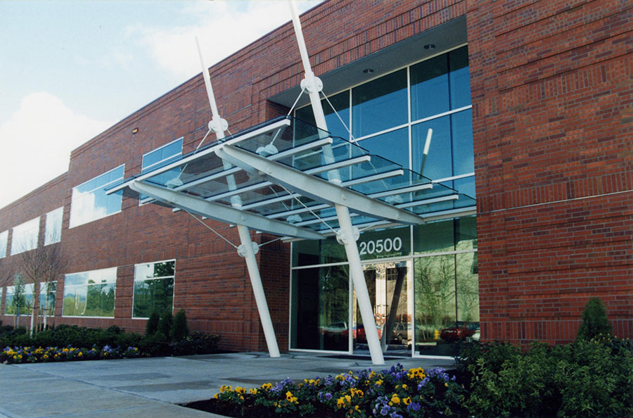 Project: Medicalogic<br /> Architect: ZGF Partnership<br /> GC: Baugh Construction<br /> Location: Hillsboro, OR<br />