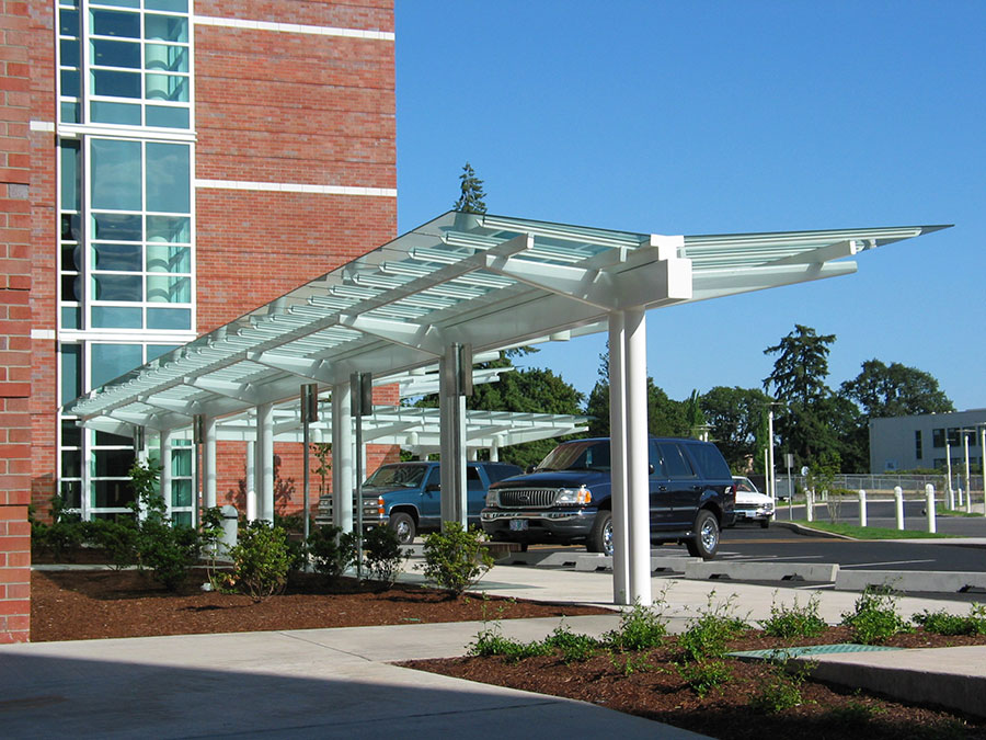 Project: Salem Hospital<br /> Architect: Mahlum Architects<br /> GC: Turner Construction Co<br /> Location: Salem, OR<br />