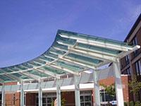 Narrowline System & Glass Canopies